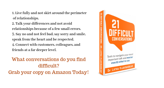 21 Difficult Conversations