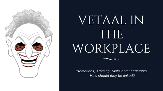 Vetaal in the workplace